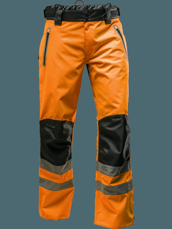 106693-25 NanoSheild Hi-Viz SympaTex Rain Pants EN20471