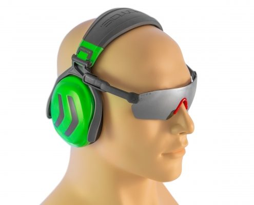 204096-81 PROTOS® Headset - Clip & Glasses Not Included
