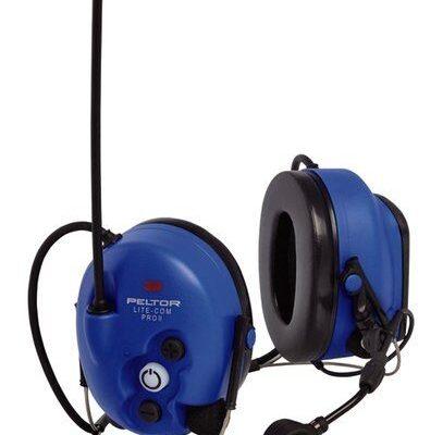 3M™ PELTOR™ LiteCom™ Pro II Neck band Headset